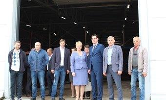 ВКадуе прошла встреча директоров ипредприятий района