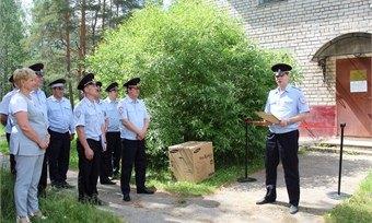 ВКадуе открылся новый опорный пункт полиции