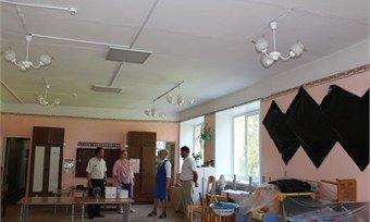 Капитальный ремонт детского сада «Родничок»— всамом разгаре